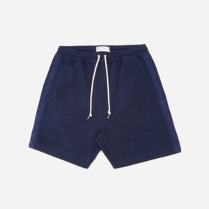 Relaxed Beach short in Navy Canvas