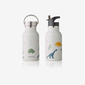 Liewood, Anker water bottle dino mix