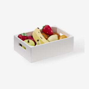 Kids Concept, Wooden fruit box bistro