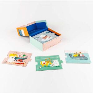 animal adventures story box
