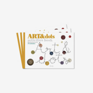 Art and dots activity book