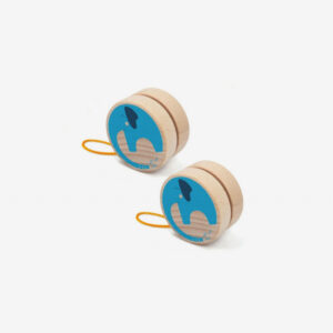 traditional Wooden Yoyo elephant