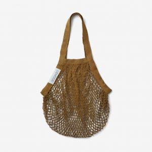 Liewood, Mesi mesh tote bag olive green