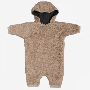 Organic Zoo, Teddy double layer onesie