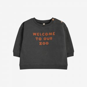Organic Zoo, Welcome to our Zoo sweatshirt