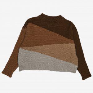 Monkind, Autumn fields knit pullover