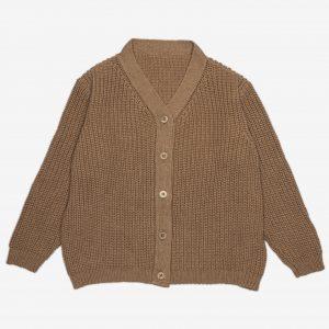 Monkind, doe knit cardigan
