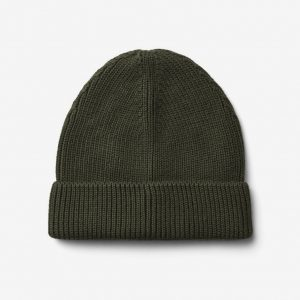 Liewood Ezra beanie hat, hunter green