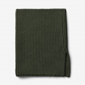 Liewood Mathias neck warmer, Hunter green