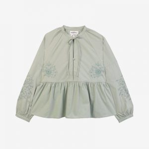 Meadows, Abelia Shirt, Sage