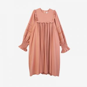 Meadows, Fleur Dress, Blush