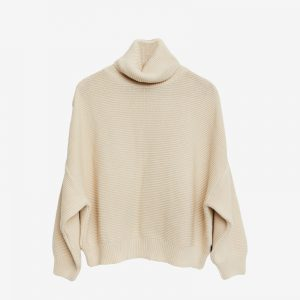 Oversize Knitted Pullover