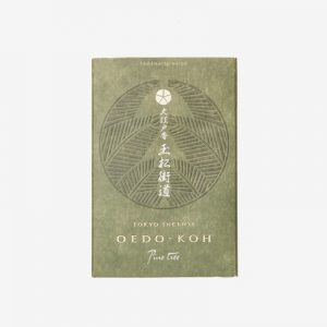 Oedo-Koh Pine Incense Sticks