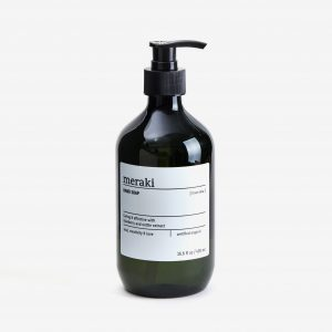 Peppermint and Patchouli Hand Soap