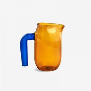 Hay Amber Glass Jug