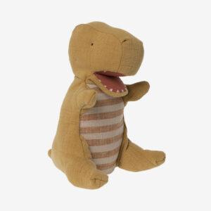 Maileg Dinosaur handpuppet Ochre