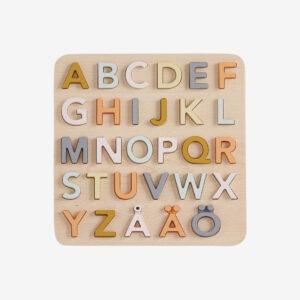 Kids Concept Alphabet puzzle
